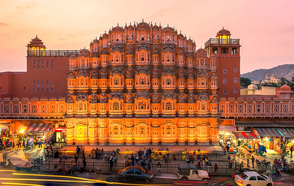 Hawa Mahal, Jaipur | Weekend Getaways near Delhi