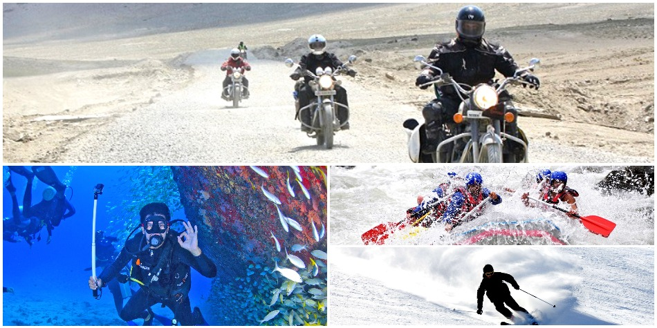 7 Bucket List-Worthy Adventurous Activities every Thrill Seeker must try in India