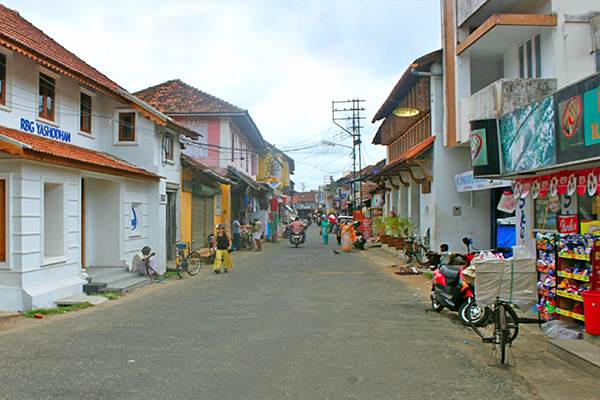 best markets in India, Jew Town-Kochi
