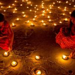 Diwali Celebration in Gujarat