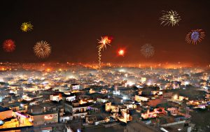 Diwali Celebration in Jaipur