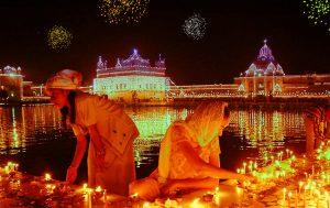 Diwali Celebration in Punjab