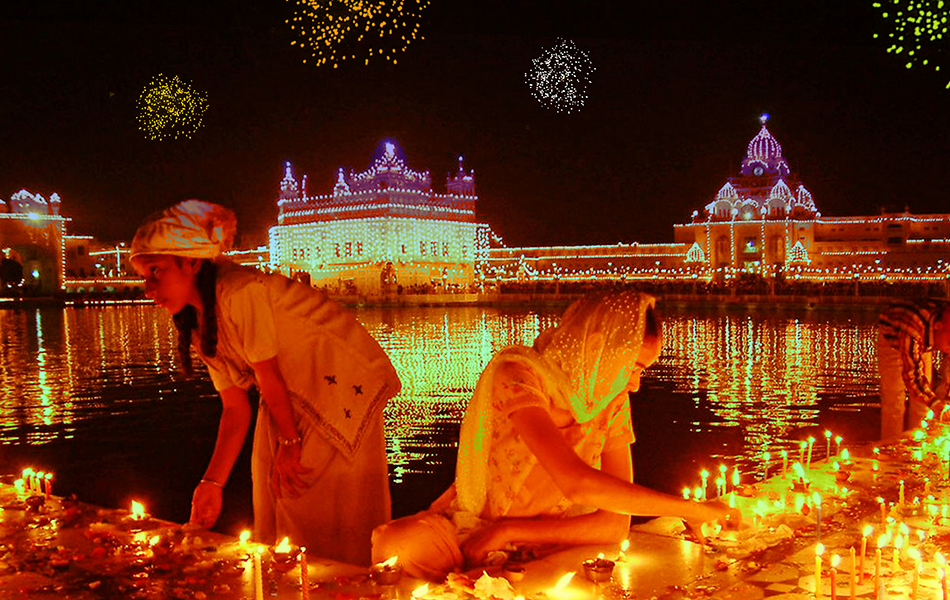 Diwali Celebration in Punjab