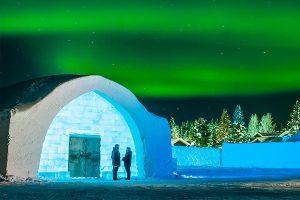 best top hotel in Sweden Icehotel