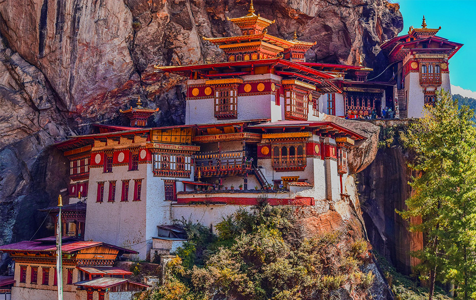 Budget International Destinations Bhutan