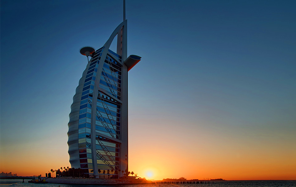 Budget International Destinations Dubai