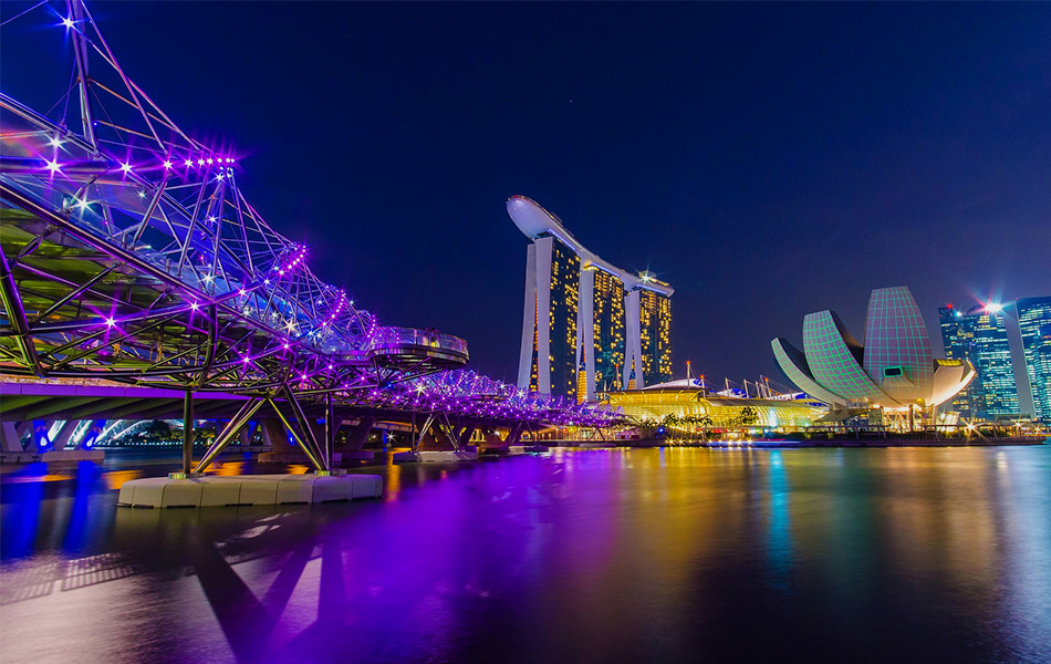 Budget International Destinations Singapore