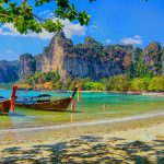 Budget International Destinations Thailand