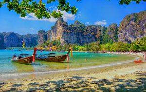 Budget International Destinations Thailand