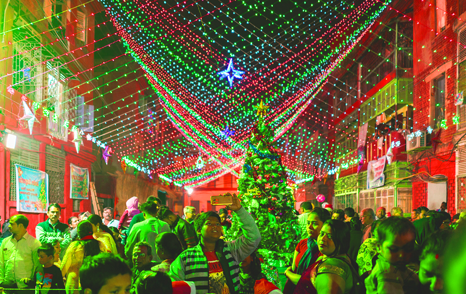 Kolkata Christmas Celebration 2018