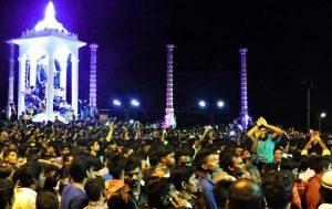 Celebrate New Year in Pondicherry