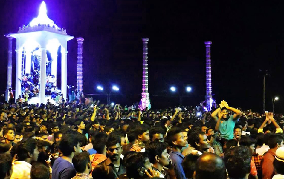 Celebrate New Year in Pondicherry