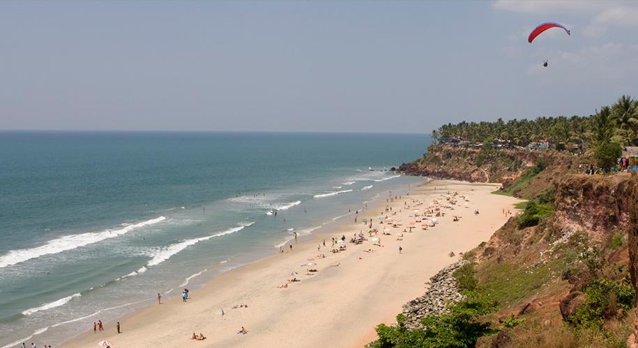 Varkala,-Kerala