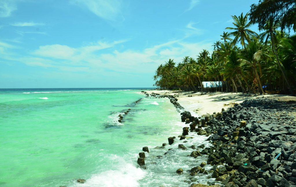best beach in Lakshadweep