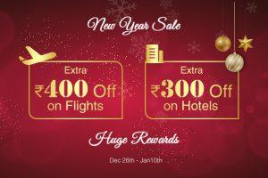 new year 2019 cheap best sale on flights & hotels