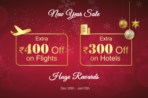 new year 2019 cheap best sale on flights & hotels