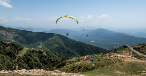 Bir Billing adventure trip in India