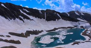 Gulmarg popular adventure travel destination in India