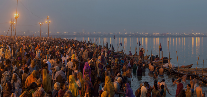 An Insight into the world's largest peaceful gathering – Kumbh Mela Allahabad 2019