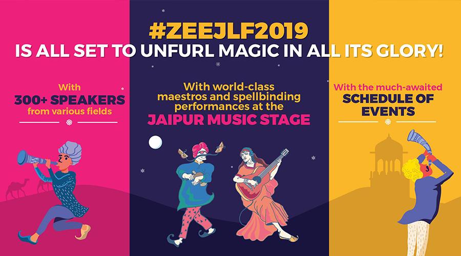 Jaipur Literature Festival 2019