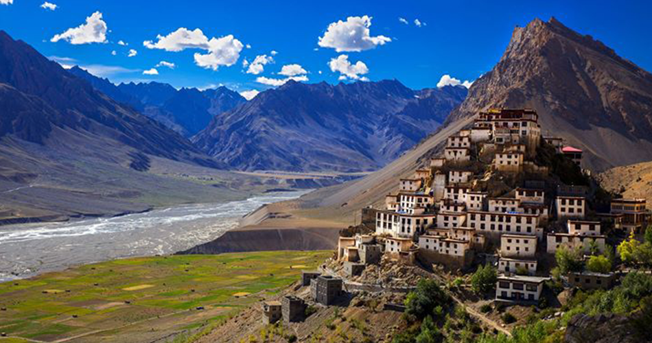 Spiti Valley Best Adventure Travel Destinations in India