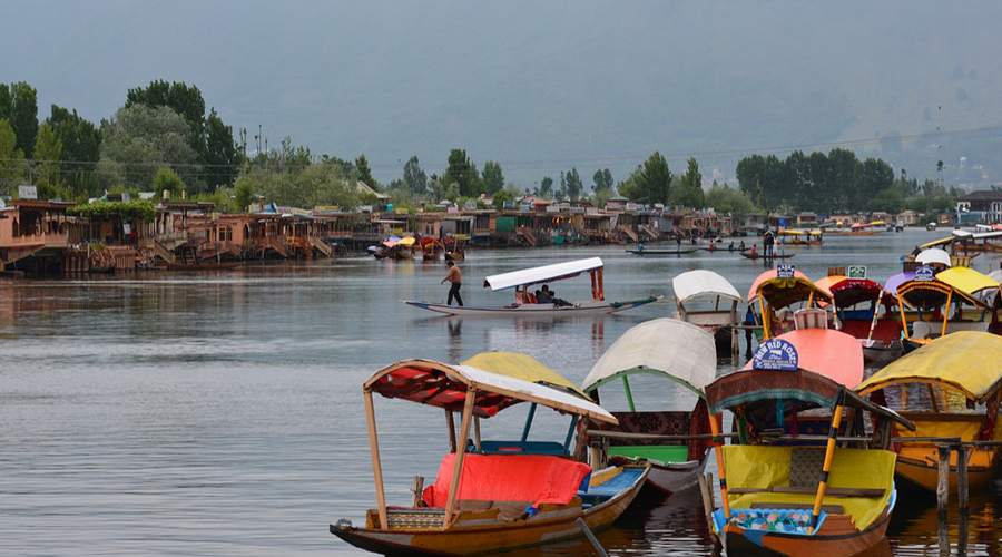 Srinagar Hill Station