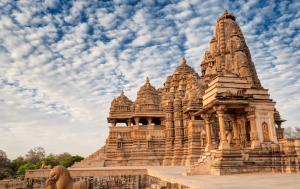 Top Vacation spots in January 2019 Khajuraho