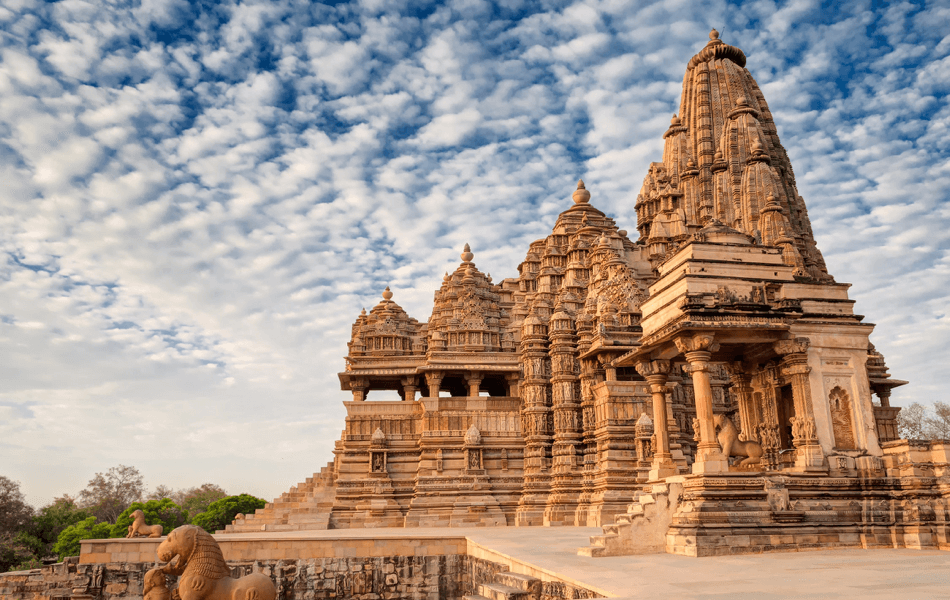 Top Vacation spots in January 2020 - Khajuraho