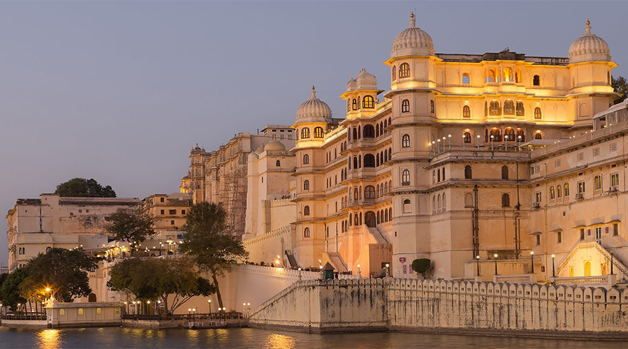 best places to visit in india in February - Udaipur