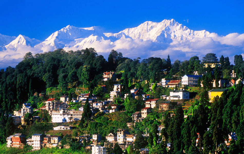 best places to travel in january 2020 - Kalimpong