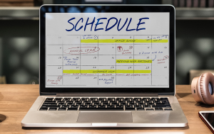 Flight Booking Schedule