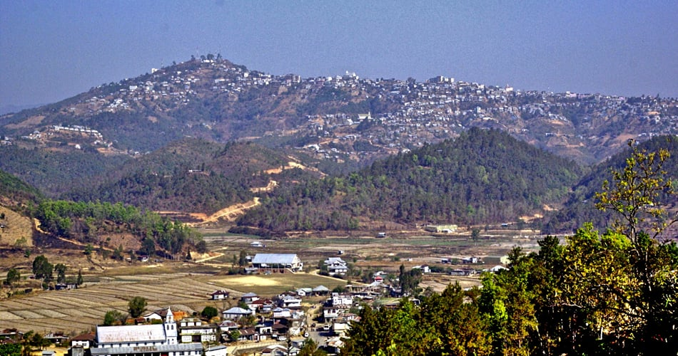 Champhai, Mizoram unexplored places in india