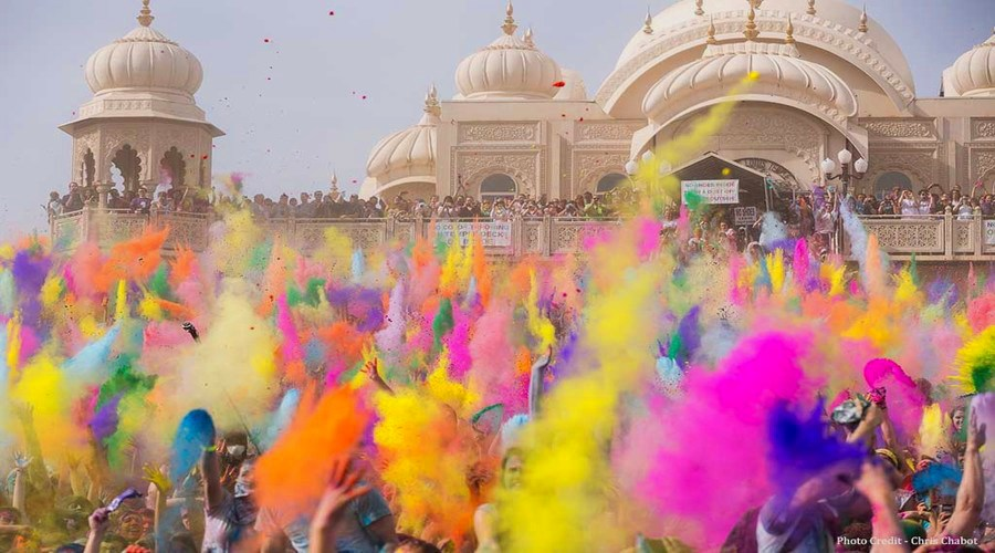 Holi Celebrations in Jaipur