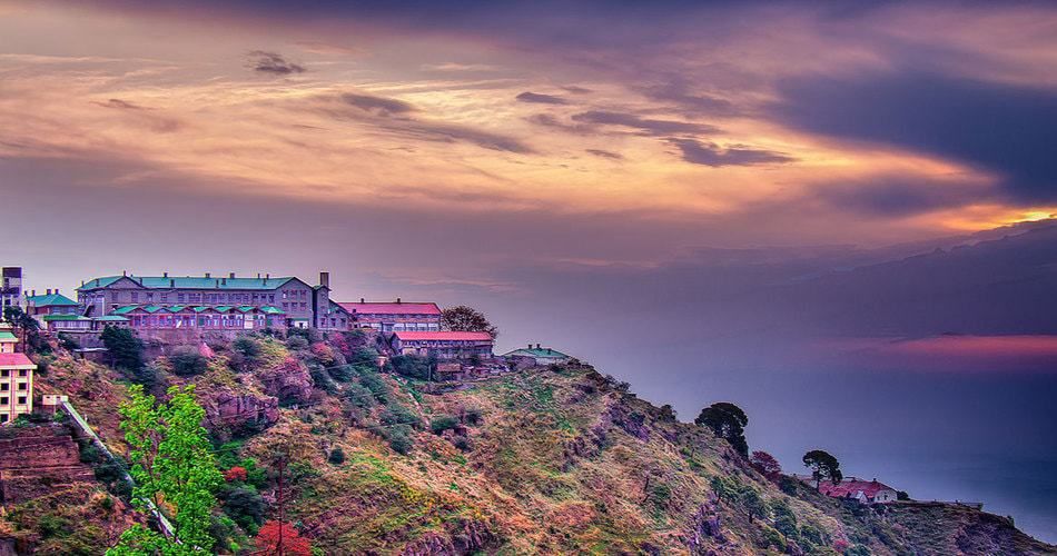 Kasauli Hill station near Delhi