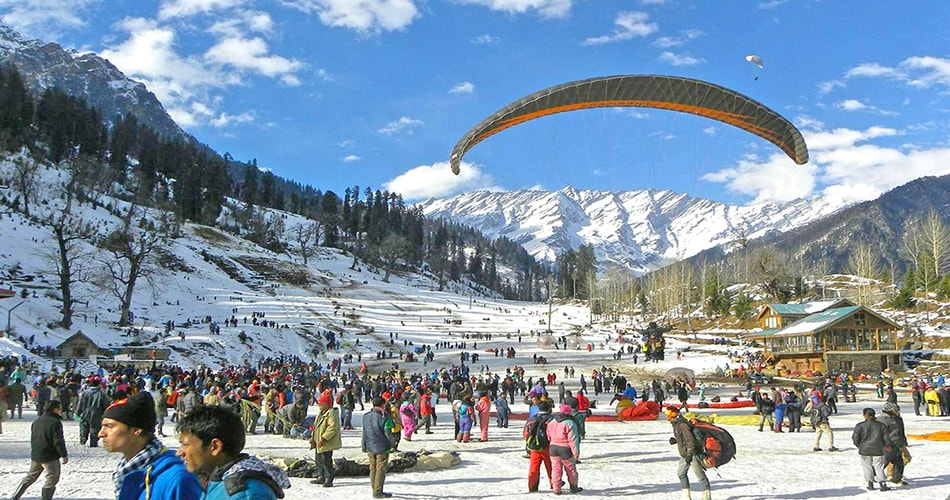 place to see in Manali