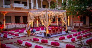 Wedding Destinations in Udaipur