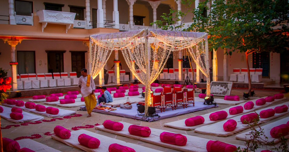 Wedding Destinations in Udaipur