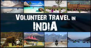 Volunteer Travel in India happy easy go
