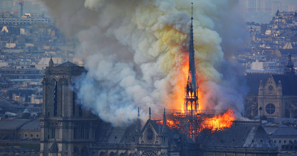 Notre-Dame Cathedral fire Notre-Dame Cathedral fire