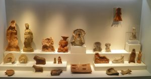Archaeological-Museum,-Ahmedabad