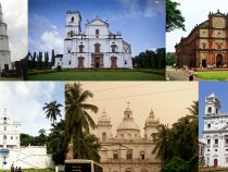 Churches in Goa that will take you on a Journey through Time