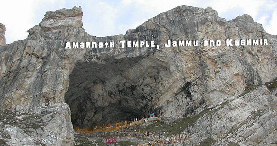 Amarnath Temple, Jammu and Kashmir
