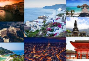Most Romantic Places in the World to visit with your Significant Other