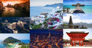 Best International Travel Destinations