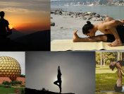 Celebrate International Yoga Day at these Popular Yoga Destinations in India