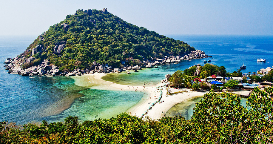 Koh-Tao, Thailand