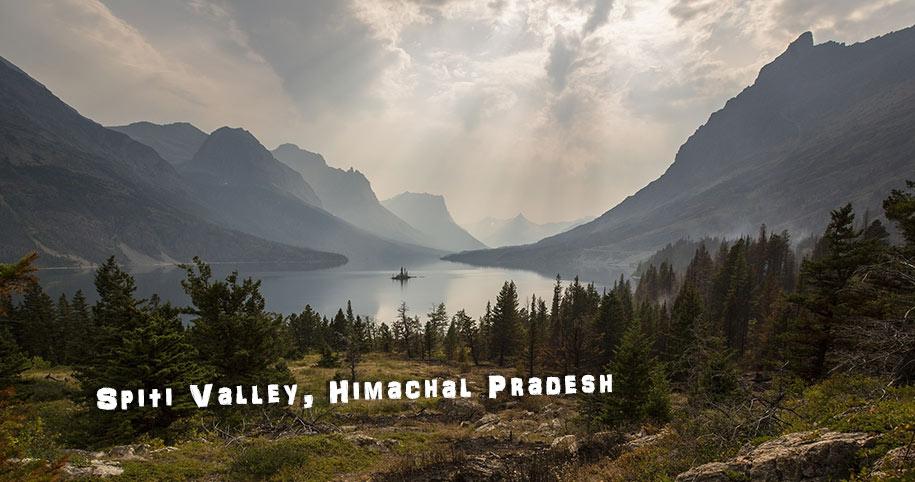 Spiti Valley, Himachal-Pradesh