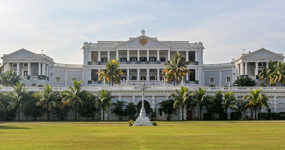 Taj Falaknuma Palace,Hyderabad