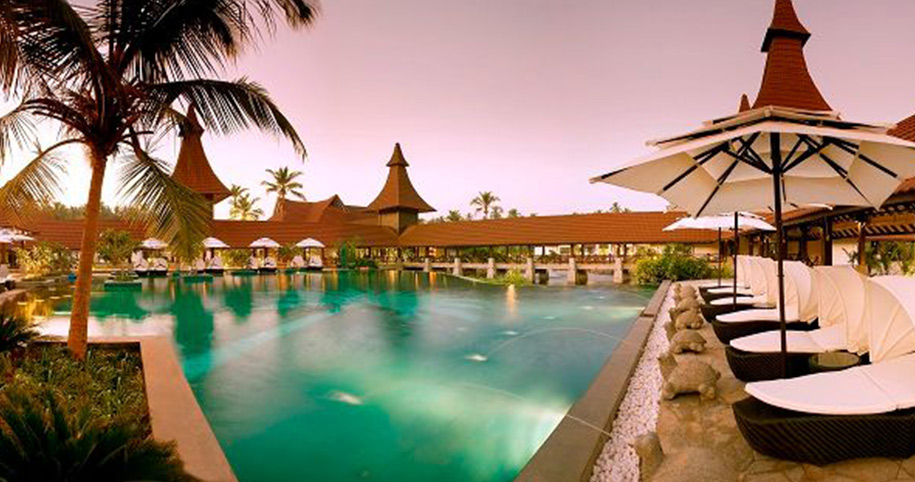The Lalit Resort and Spa,Kerala