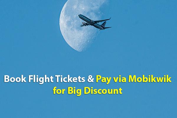 Pay via Mobikwik for Big Discount